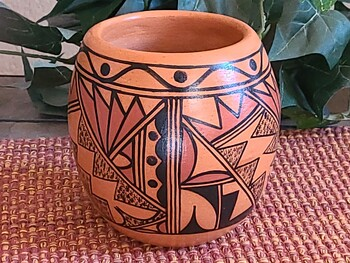 Traditional Hopi Pueblo Pottery