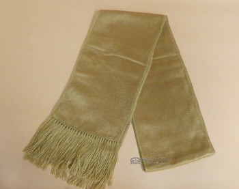 100% Alpaca Wool Scarf -Golden Tan