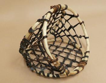 "Small Tarahumara Pack Basket - 8"""