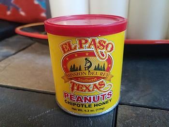 El Paso Honey Chipotle Peanuts
