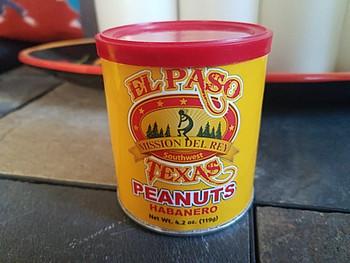 El Paso Habanero Peanuts