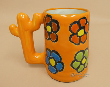 Southwestern Hand Painted Talavera Mug