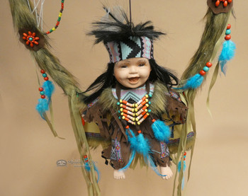 Handcrafted Indian Style Doll