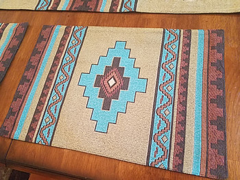 Woven Tapestry Placemat 13x19 -Saltillo