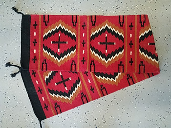 Southwestern Wool Table Runner 16x80
