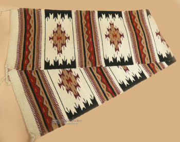Southwestern Wool Table Runner 16x80