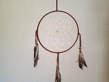 Handwoven Navajo Dreamcatcher