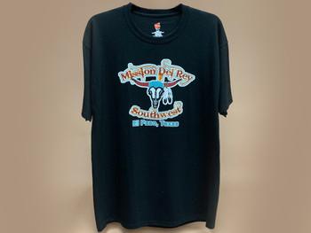 Mission Del Rey Souvenir T-Shirt -2XL
