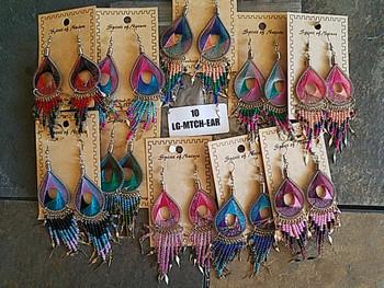 Spirit of Nature String Earrings