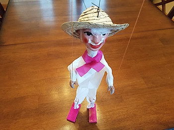 Bulk Mexican Marionette Puppets -Viejo