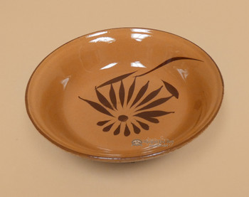 Assorted Hand Painted Traditional Clay Bowls