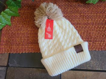 100% Alpaca Stocking Hat