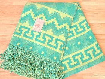 Very Fine Woven Alpaca Blanket
