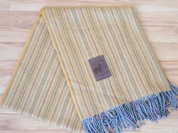 Soft Brushed Alpaca Blanket