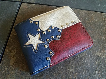 Men's Texas Billfold Wallet