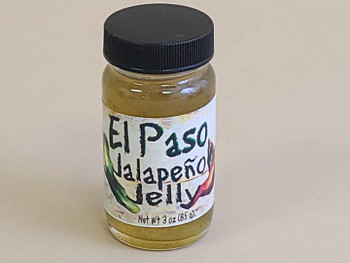 El Paso Souvenir Jalapeno Jelly