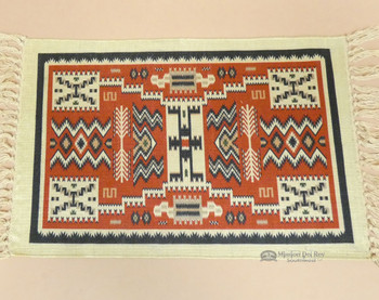 Native Inspired Digital Print Placemat - Navajo Storm