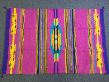 Southwest Cantina Area Rug 48x72 -Pink