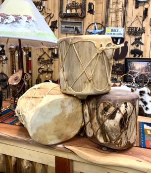 Native Aspen Log Hand Drum -Generic Picture