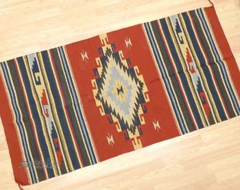 Southwestern Style Acrylic Area Rug