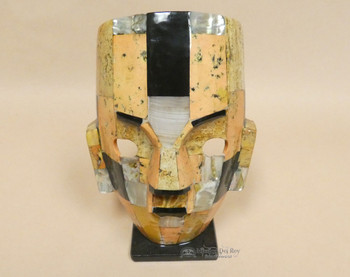 Aztec Style Mask w/ Attached Stand