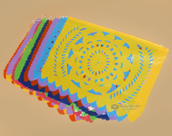 Colorful Picado Banners
