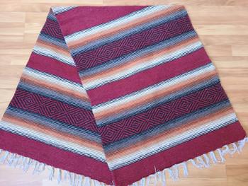 Serape Style Rio Bravo Blanket