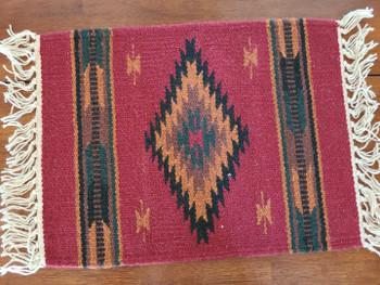 Southwestern Wool Placemat