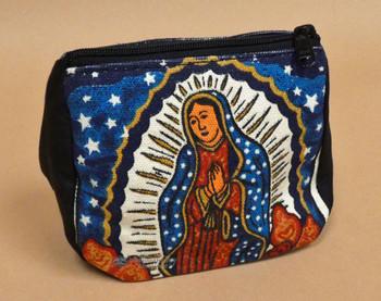 Southwestern Guadalupe Zippered Bag