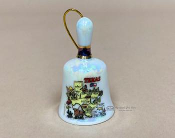 Texas Souvenir Bell