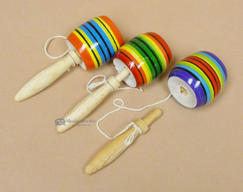 Assorted Balero - Cup & Stick Mexican Toy