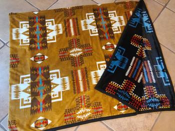 Super Plush Heavy Velvet Fleece Blanket