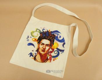 Frida Kahlo Cotton Tote