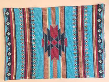 Woven Tapestry Placemat 13x19 -Socorro