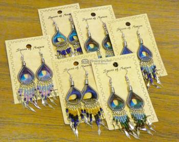 Assorted Southwest Spirit of Nature String Earrings