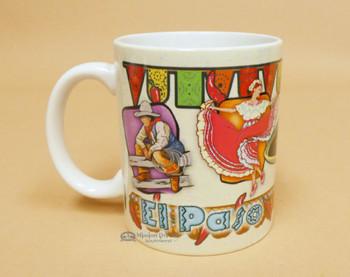 El Paso Icons Mug