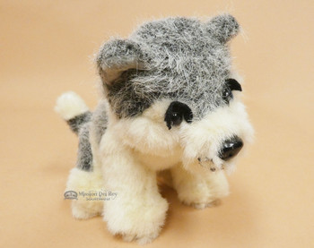 Plush Stuffed Animal Wolf