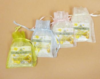Assorted 2oz Mineral Bath Sachets