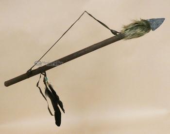 """Replica  Native American Spear 18"""""""