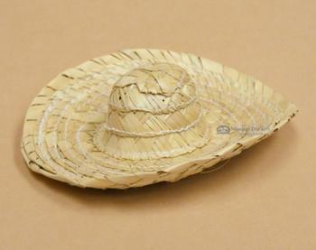 Miniature Straw Cowboy Hat