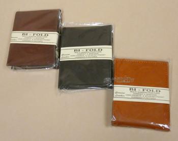 Assorted Men's Bi-Fold Wallets