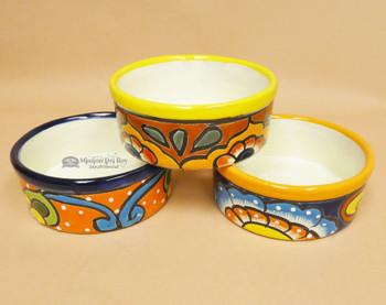 Assorted Talavera Planter Bowls