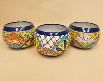 Assorted Hand Painted Talavera Pot