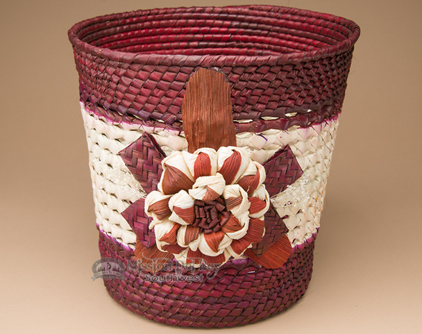 Planter Basket - Brown