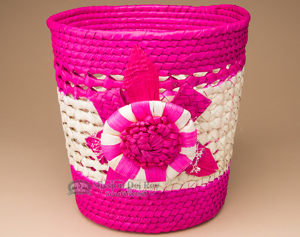 Planter Basket - Pink