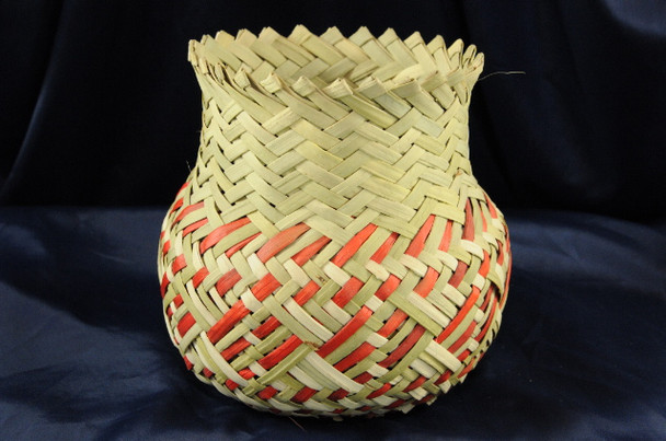 Tarahumara Woven Basket