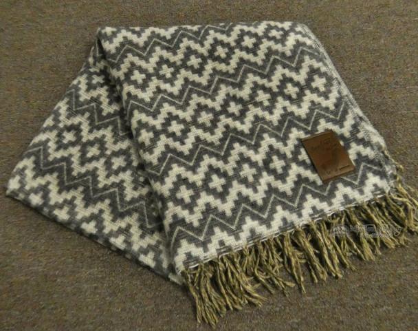 Alpaca Fleece Blanket