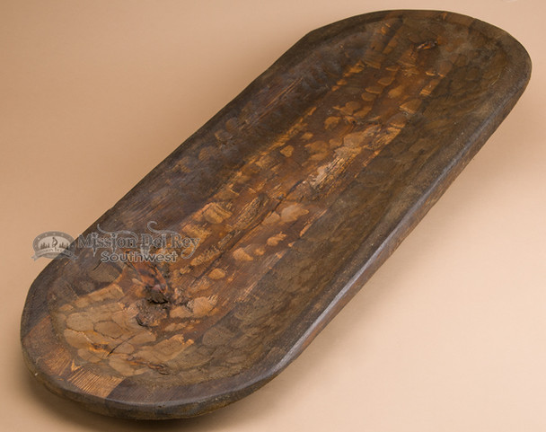 Antiqued Style Board Bowl