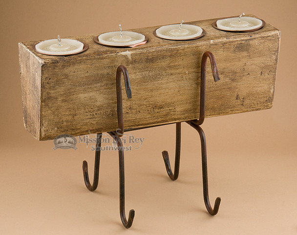 """Southwest Mexican Sugar Mold Candle Holder Set 12"""" (20)"""