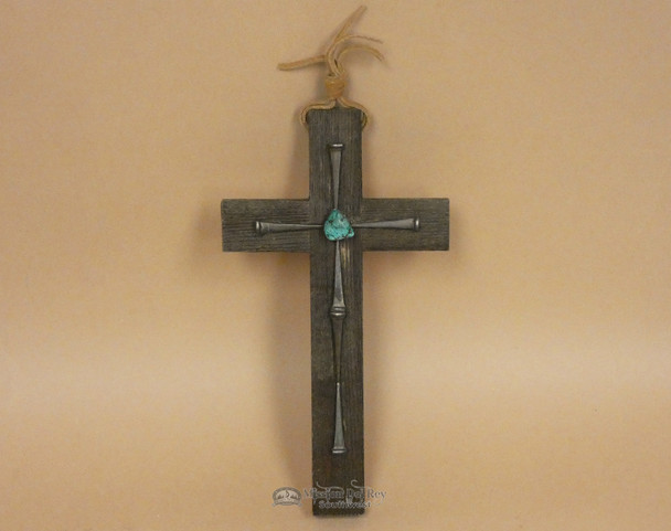 Wooden and Iron Made Cross
